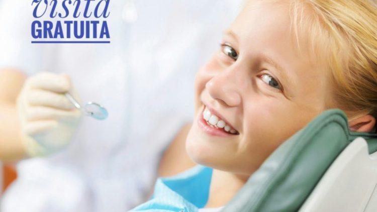Ottobre mese della prevenzione pedodontica: prenota una visita gratuita